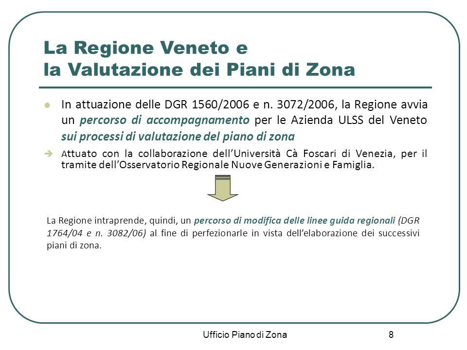 8 In attuazione delle DGR 1560/2006 e n.