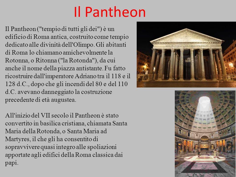 Il Pantheon Il Pantheon (