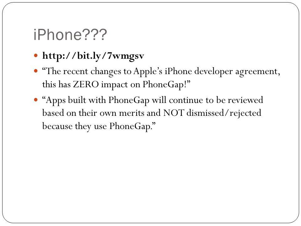 iPhone .