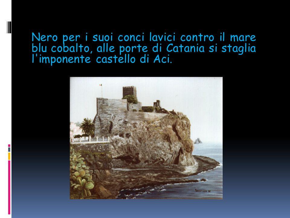 Anche quello di Montalbano, sui monti Nebrodi, rientra nel grande progetto federiciano di dotare la Sicilia di