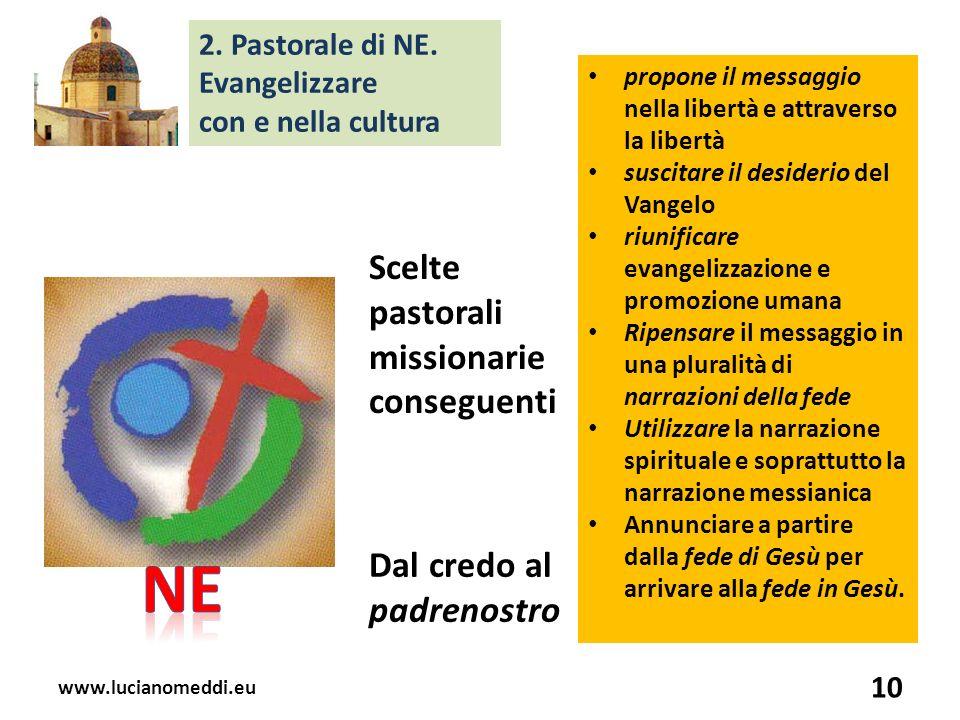 www.lucianomeddi.eu 10 2. Pastorale di NE.