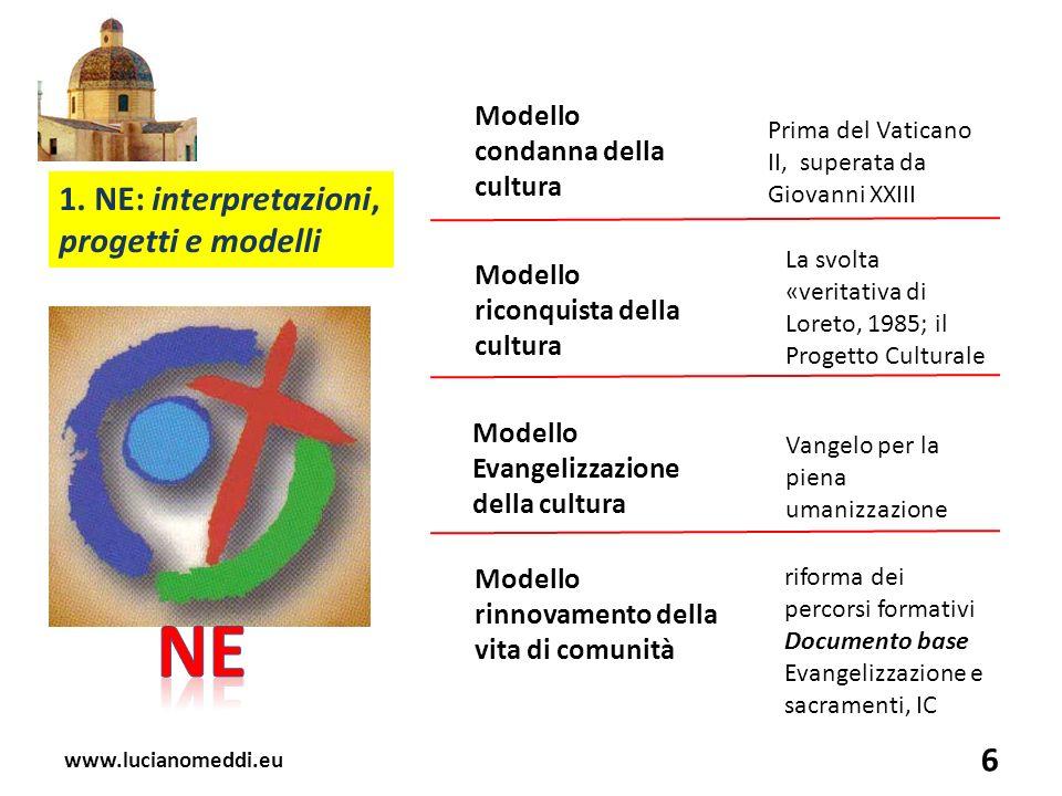 www.lucianomeddi.eu 7 1.NE, Perché.