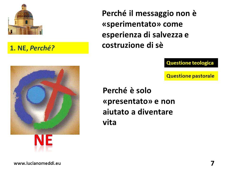 www.lucianomeddi.eu 7 1. NE, Perché.