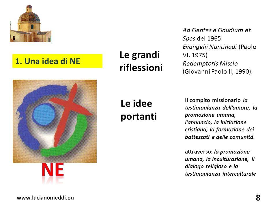www.lucianomeddi.eu 9 2.Pastorale di NE.