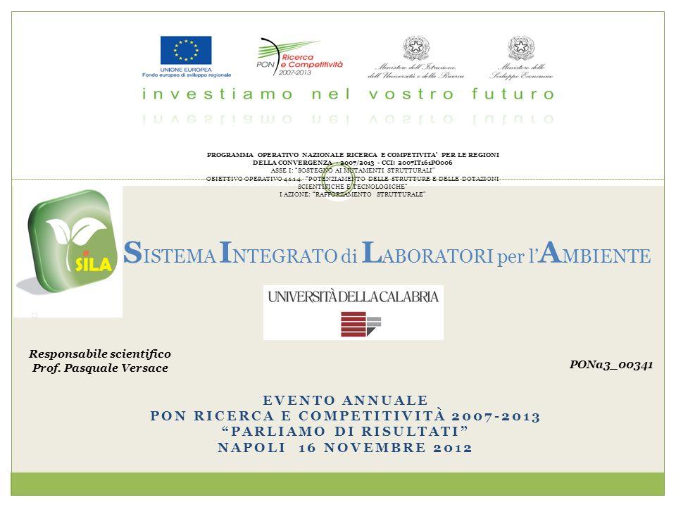 Partner LEWIS Project Finanziamento ammesso: 11,000,000.00 Inizio:04/10/2011 Durata:36 mesi Aziende Università Napoli, 16 Novembre 2012