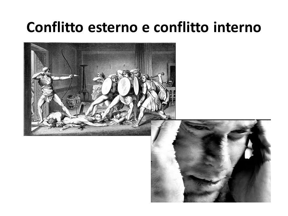Conflitto esterno e conflitto interno