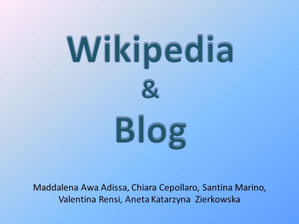 Weblog collaborativi Tipologie di blog Responsabilità dellinserimento dei contenuti condivisa da un gruppo di redattori Diffusione Blog Mondo del giornalismo Mondo politico Marketing Comunicazione Mondo del lavoro