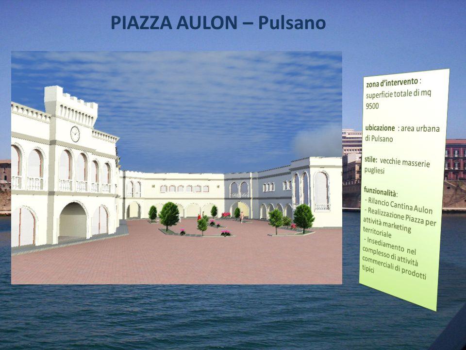 PIAZZA AULON – Pulsano