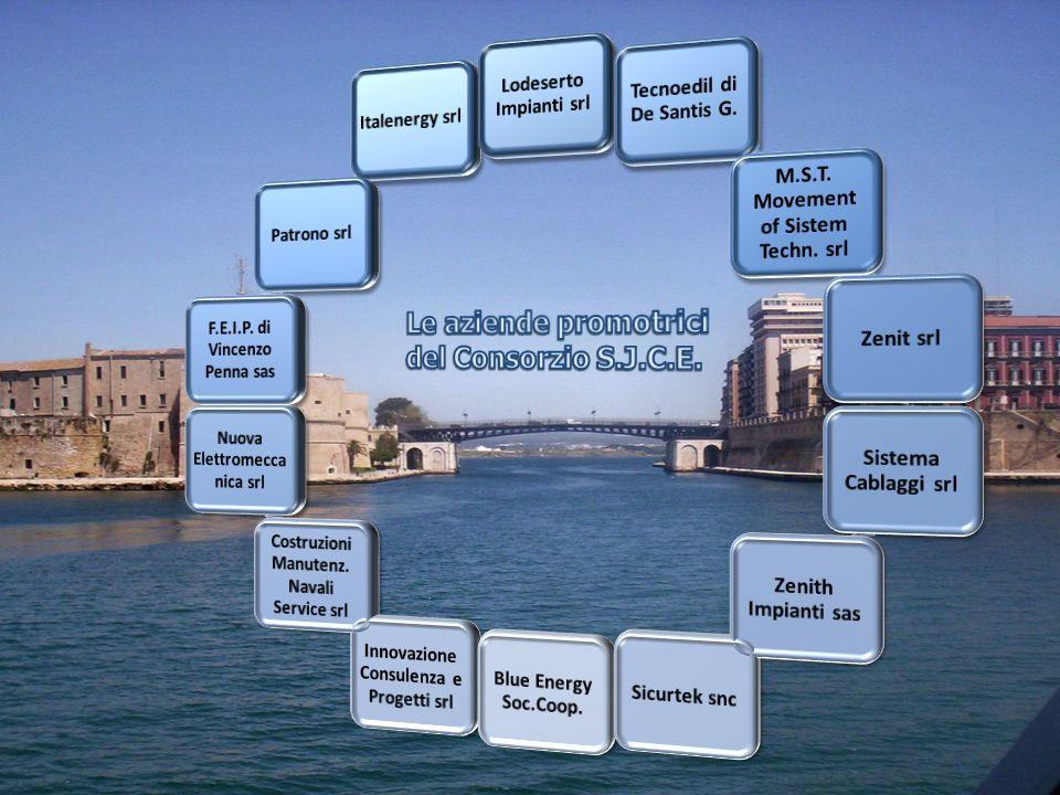 Lazienda Limpresa nasce a Taranto nel 2000 e opera nel campo impiantistico/tecnologico sia Industriale che Civile, vantando una qualificata esperienza nei settori : Siderurgico, Aeroportuale, Militare, Ospedaliero, Petrolchimico e Terziario in genere.
