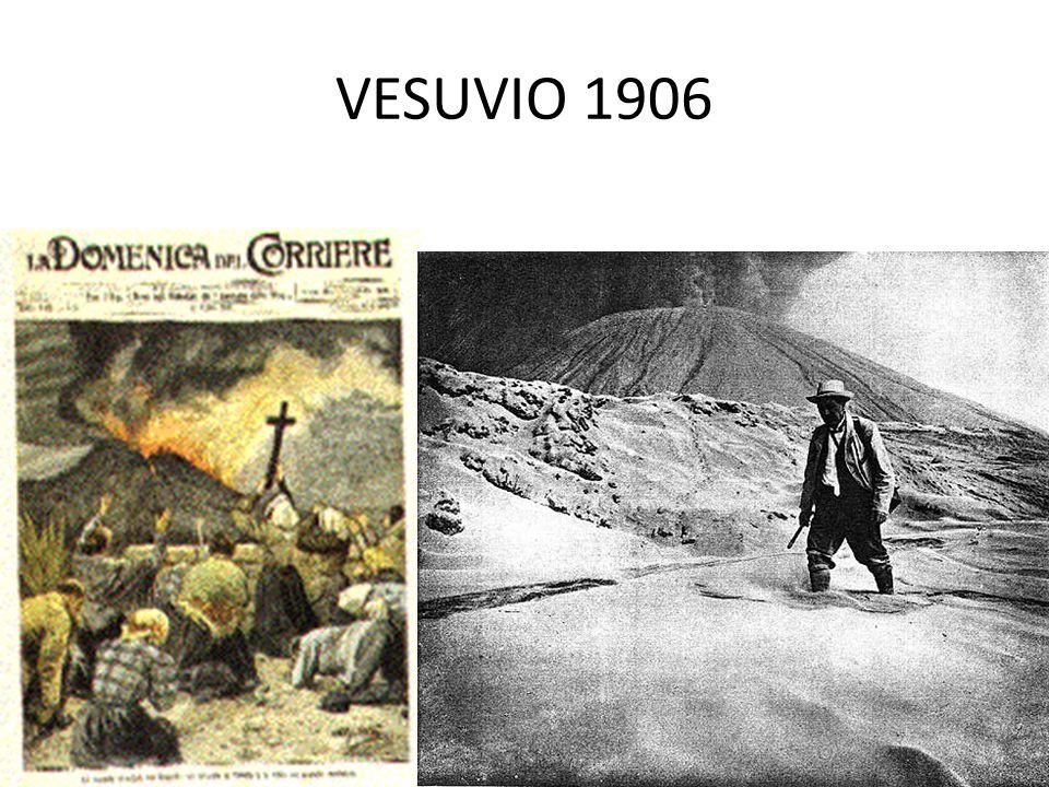 VESUVIO 1906