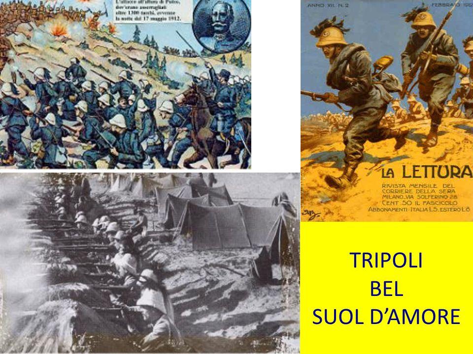 TRIPOLI BEL SUOL DAMORE