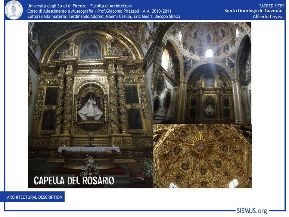 Santo Domingo de Guzmán Alfredo Leyva