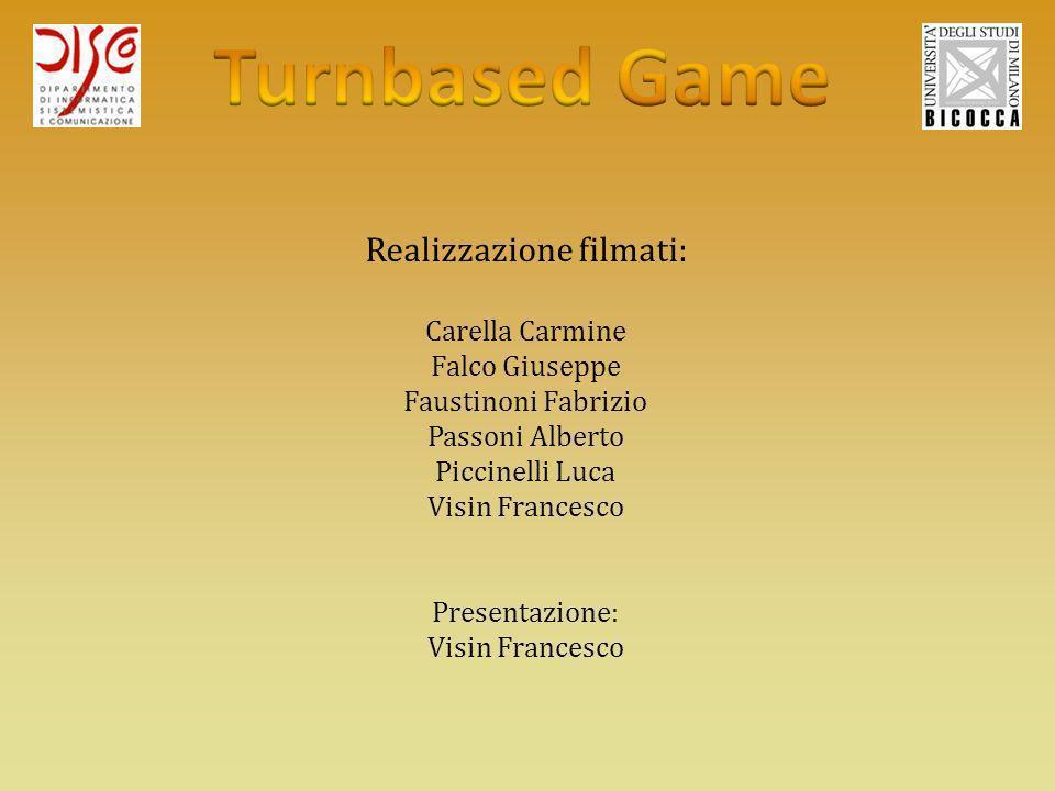 Realizzazione filmati: Carella Carmine Falco Giuseppe Faustinoni Fabrizio Passoni Alberto Piccinelli Luca Visin Francesco Presentazione: Visin Francesco