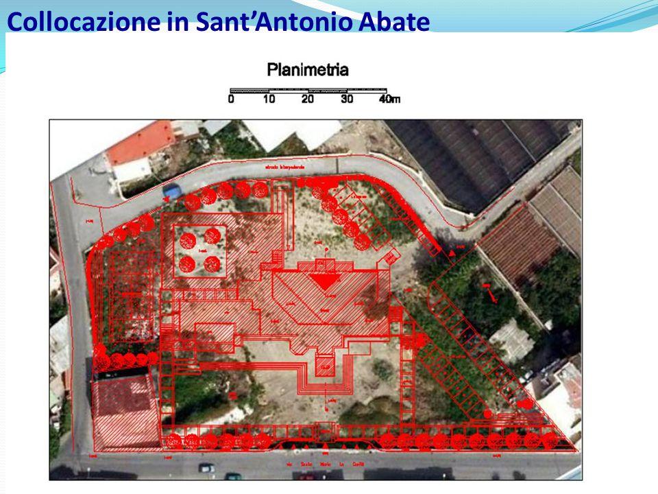 Collocazione in SantAntonio Abate