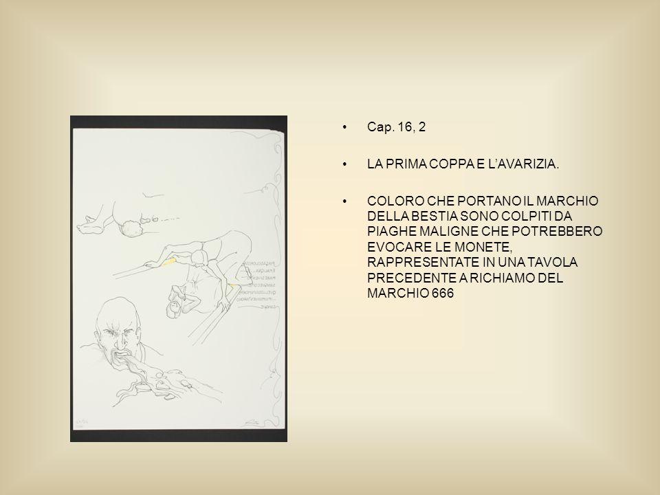 Cap. 16, 2 LA PRIMA COPPA E LAVARIZIA.