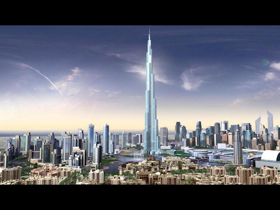 Così si presenterà il centro di Dubai nei prossimi mesi.