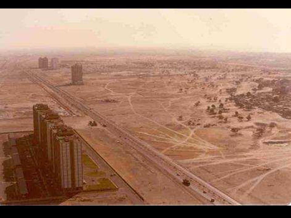 Dubai 1990, prima della grande pazzia...