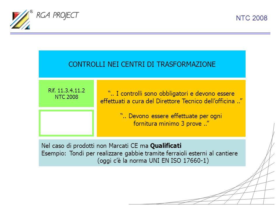 CONTROLLI NEI CENTRI DI TRASFORMAZIONE.. I controlli sono obbligatori e devono essere effettuati a cura del Direttore Tecnico dellofficina.... Devono