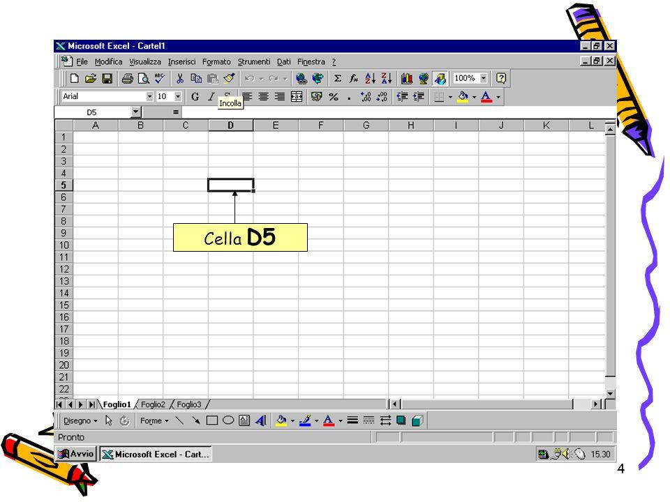 15 La funzione SE La funzione SE fa parte delle funzioni logiche, poiché permettono di far compiere ad Excel delle analisi ed in base al risultato effettuare una certa azione, scelta tra più alternative possibili.