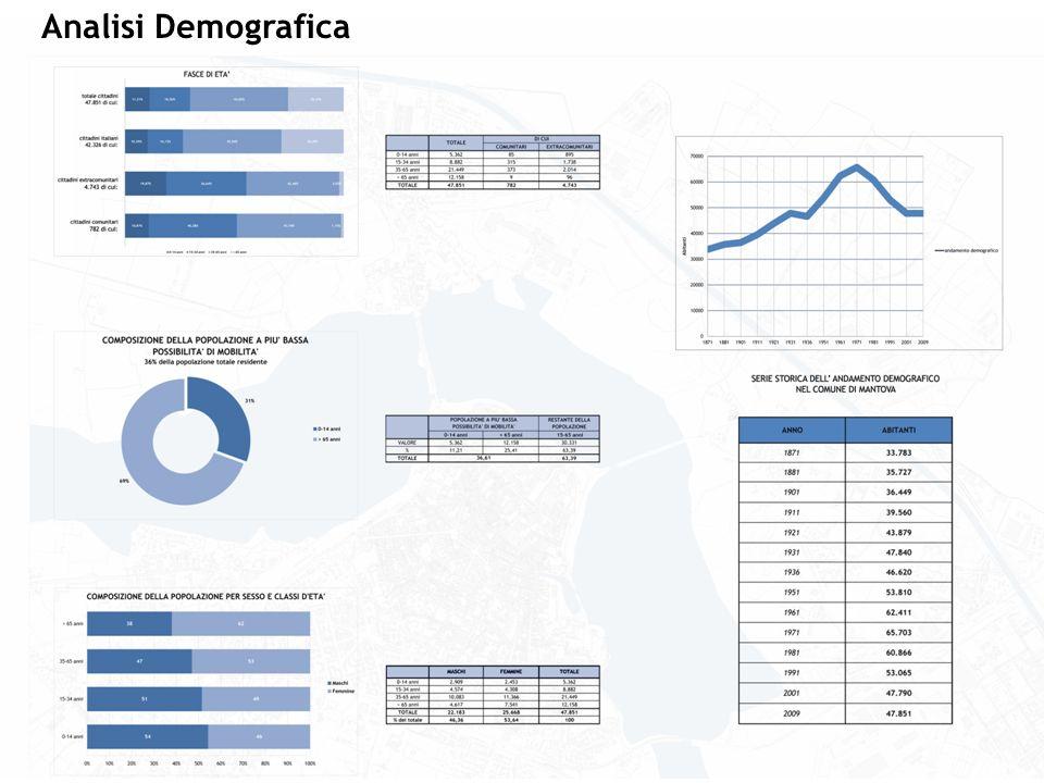 Analisi Demografica