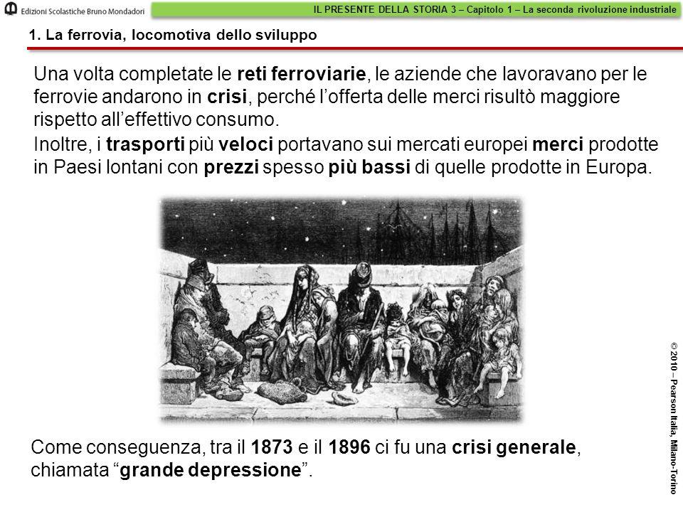 La grande depressione peggiorò le condizioni di vita di gran parte di contadini, operai, artigiani, impiegati, molti dei quali persero il lavoro.