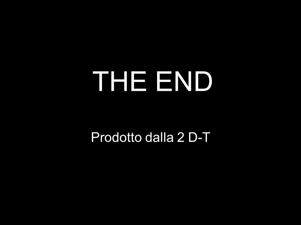 isis luzzatto 2^ DT 2006/0728 THE END Prodotto dalla 2 D-T