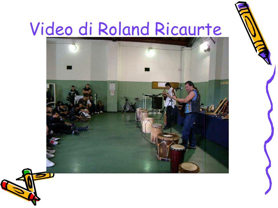 Video di Roland Ricaurte