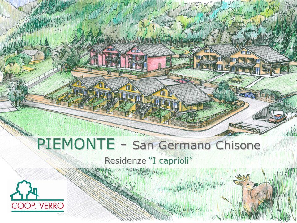 PIEMONTE - San Germano Chisone Residenze I caprioli