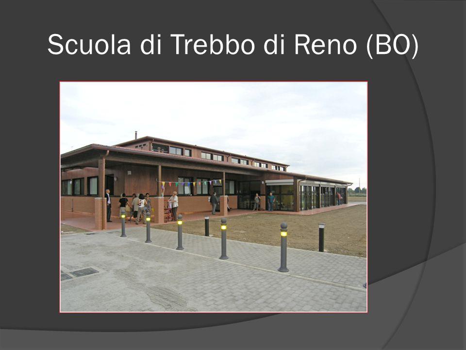 Scuola di Trebbo di Reno (BO)