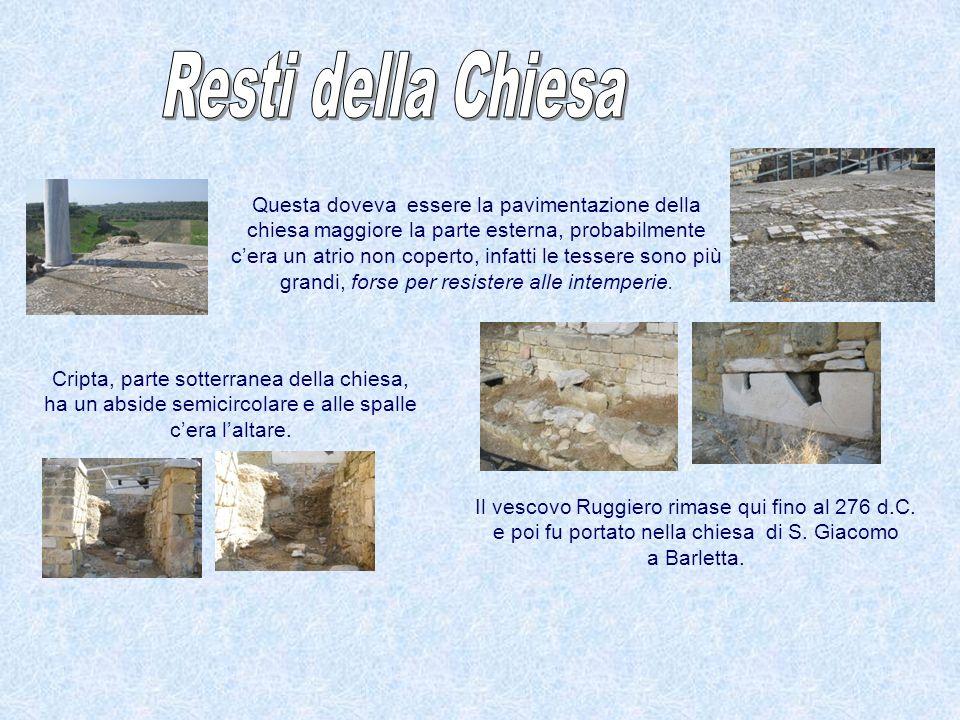 Dopo il 313 d. C. in seguito allEditto di Costantino la religione cristiana diventa ufficiale e inizia la costruzione di luoghi di culto: le basiliche