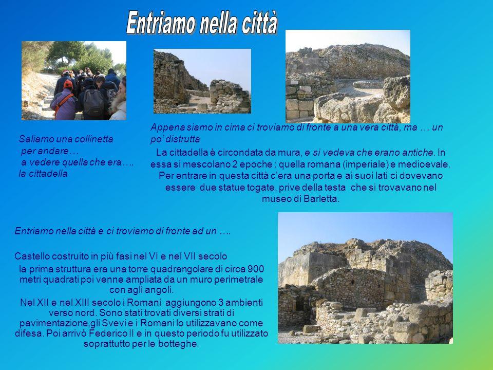 Parco archeologico di Canne della battaglia Partiamo da un po di storia Il territorio si identifica con il luogo in cui si svolse la famosissima batta