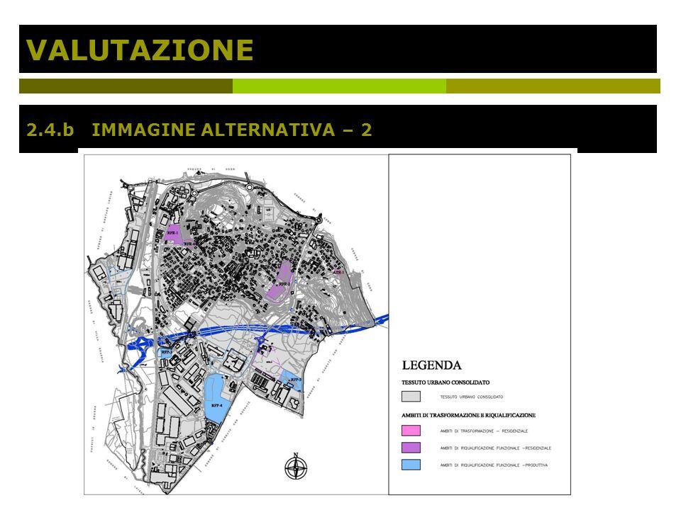 VALUTAZIONE 2.4.b IMMAGINE ALTERNATIVA – 2
