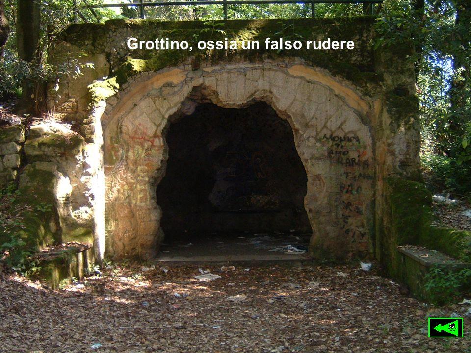 Grottino, ossia un falso rudere