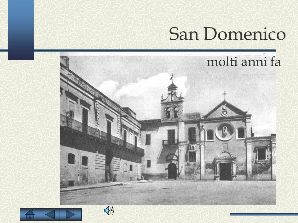 Le reliquie La Chiesa di San Domenico possiede un gran numero di reliquie che appartengono a dei Martiri.