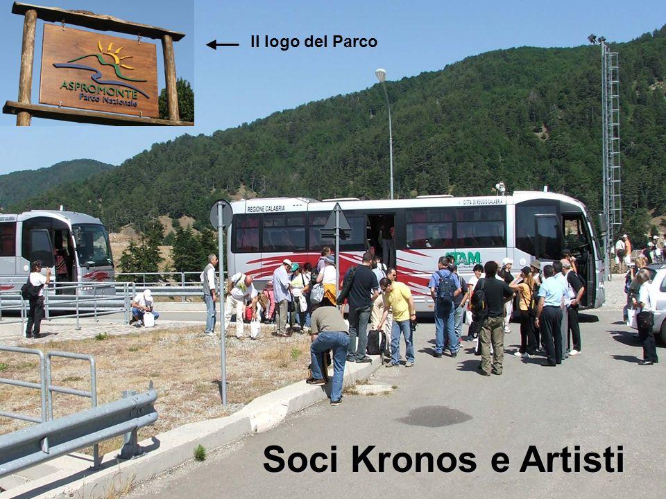 Soci Kronos e Artisti Il logo del Parco