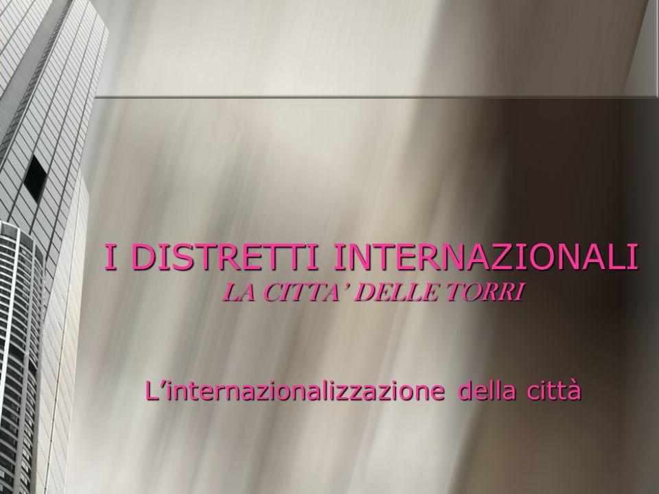 Metrò Sviluppo Bologna Capitale 12 Linternazionalizzazione della città Destinare le aree Caserma DAzeglio (ex Staveco) e Caserma Sani (Casaralta) alla creazione dei Distretti Internazionali, ovvero quartieri ad uso uffici e terziario destinati alle imprese internazionali.