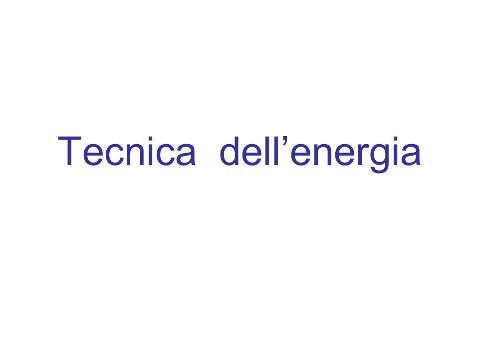 Filiera dellenergia Estrazione/Raccolta Collettazione Pretrattamento :produzione di vettori energetici Accumulo Trasporto Accumulo Trasformazione (materia/forma dellenergia):produzione di vettori energetici Accumulo Utilizzo (trasformazione finale nella forma utile) Recupero/collocazione ambientale residui