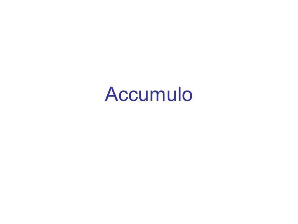 Accumulo