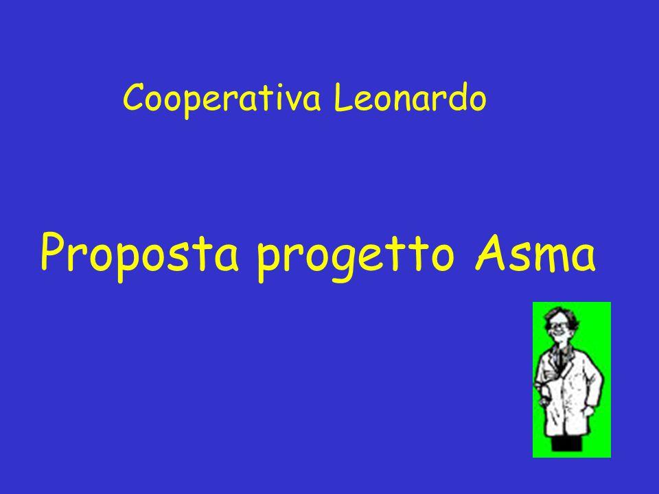 Cooperativa Leonardo Proposta progetto Asma