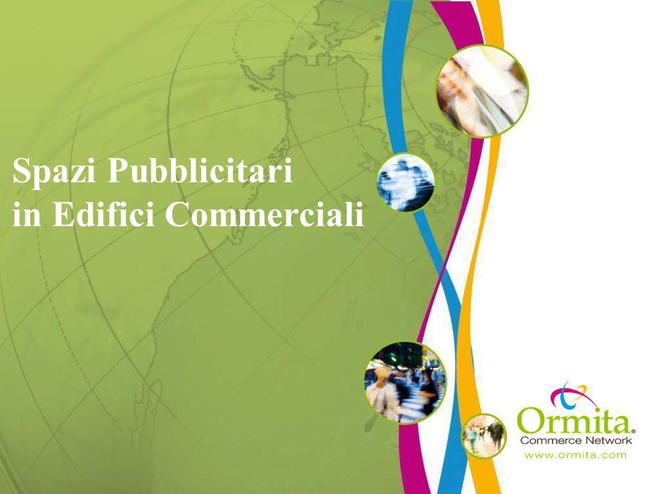 Spazi Pubblicitari in Edifici Commerciali