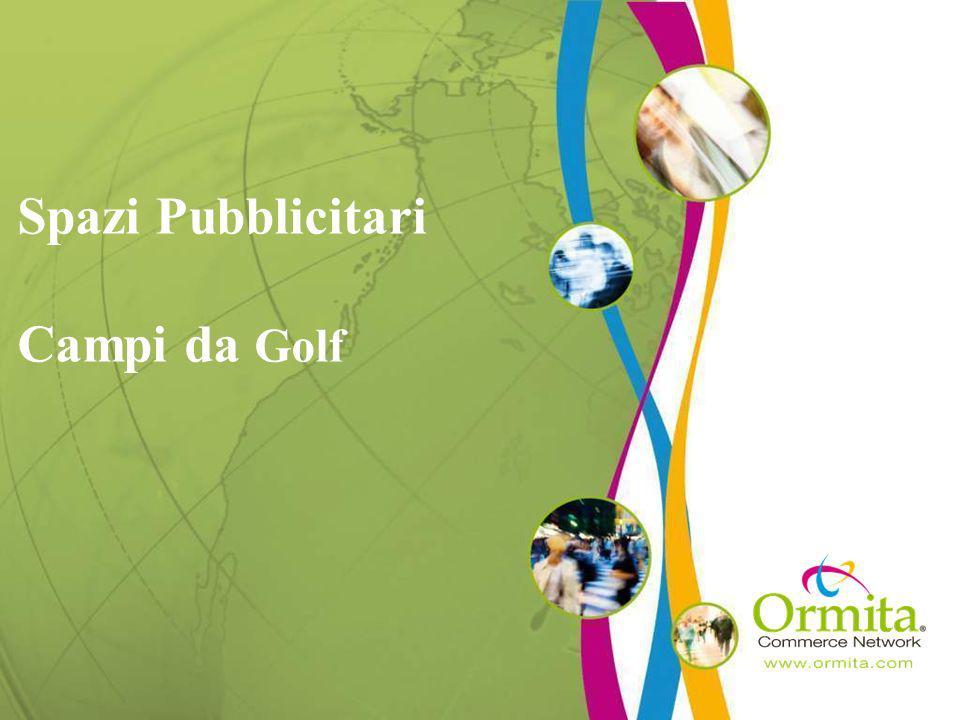 Spazi Pubblicitari Campi da Golf