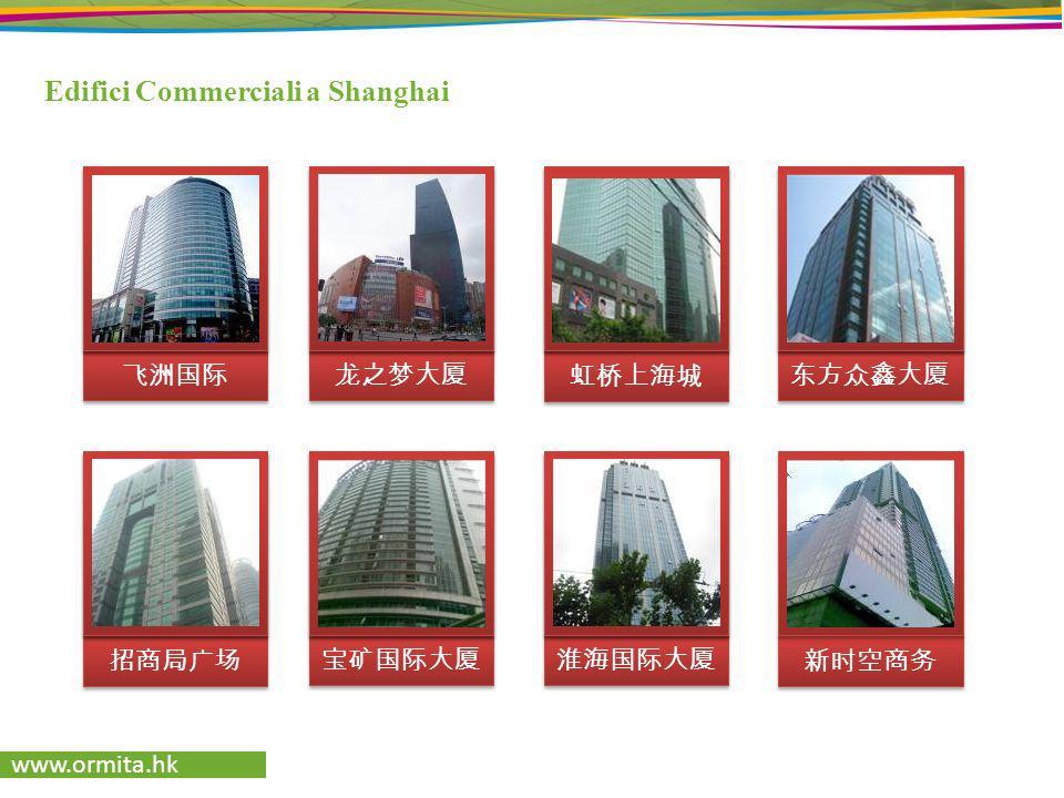www.ormita.hk Edifici Commerciali a Shanghai