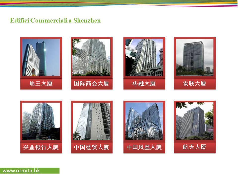 www.ormita.hk Copertura Completa delle Comunità Residenziali 1.000 Comunità e 14.000 Edifici