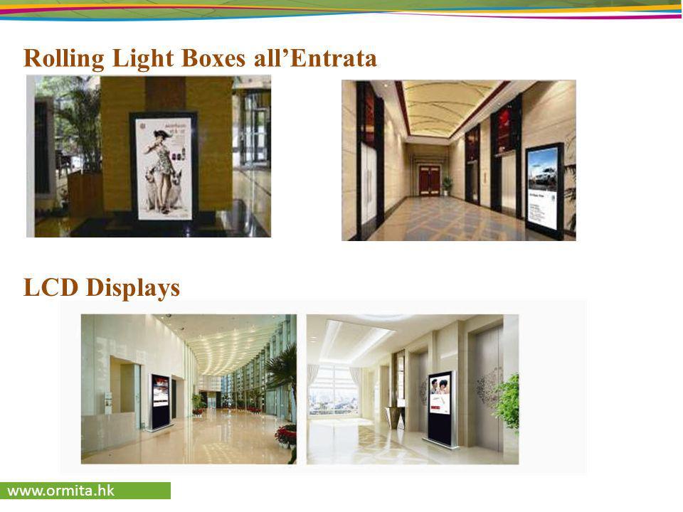 www.ormita.hk LCD Displays