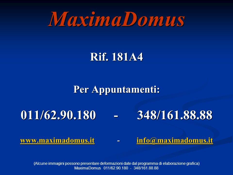 MaximaDomus Rif.