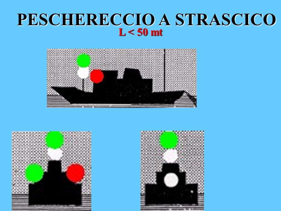 PESCHERECCIO A STRASCICO L < 50 mt