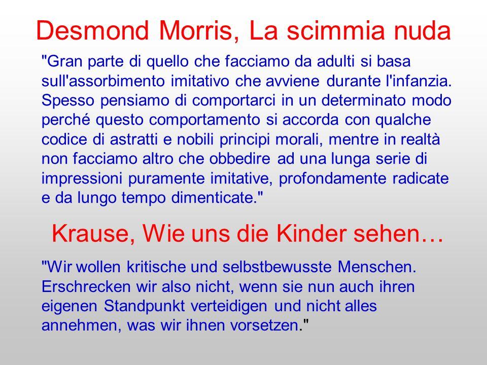 Desmond Morris, La scimmia nuda