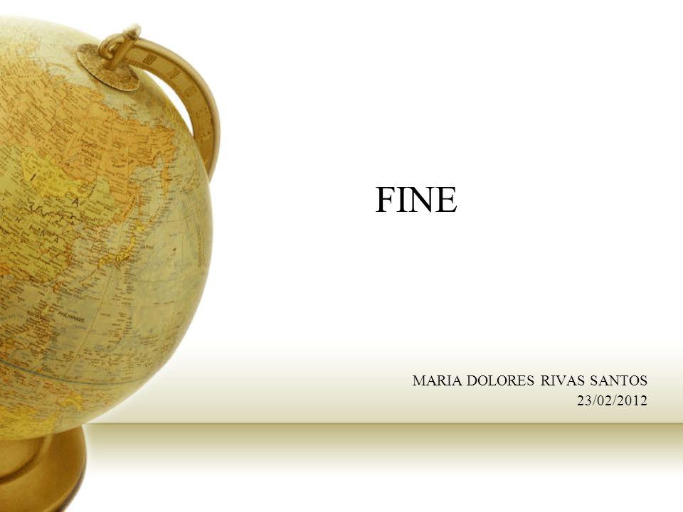 FINE MARIA DOLORES RIVAS SANTOS 23/02/2012