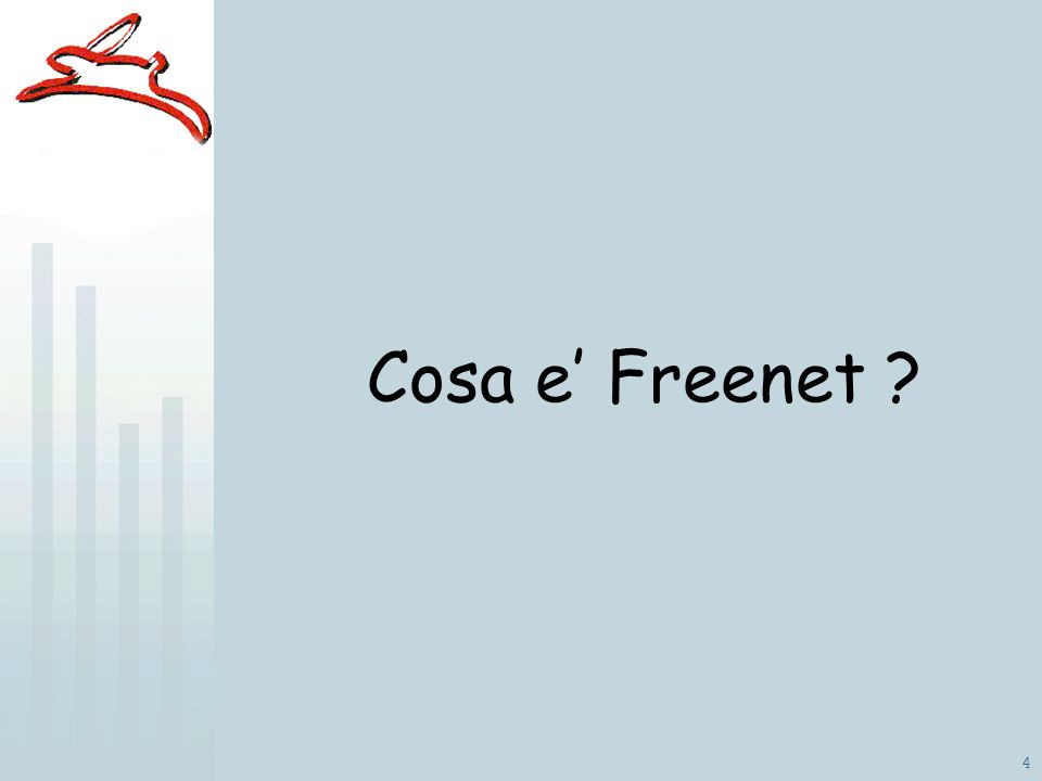 4 Cosa e Freenet