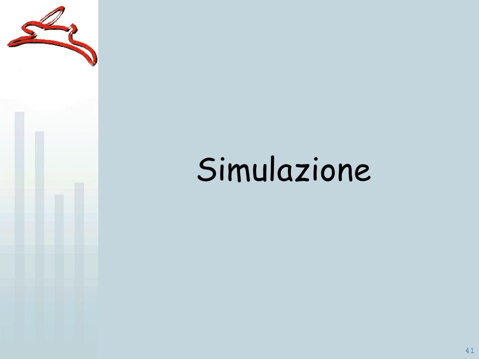 41 Simulazione